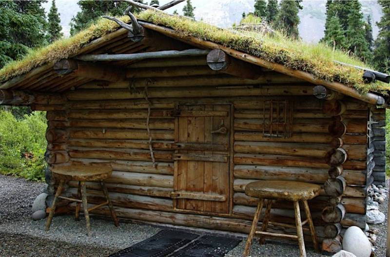 Top Man Builds Cabin In Alaska Images For Pinterest Tattoos
