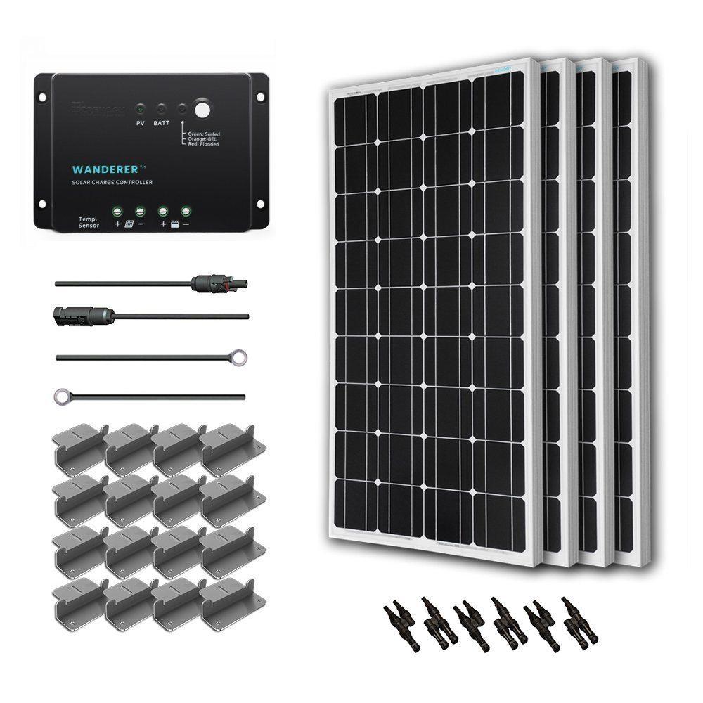 solar powered farm