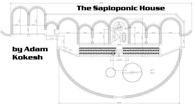 Sapioponic house