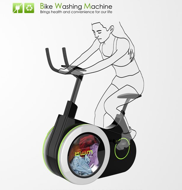 b.w.m. – Bike Washing Machine