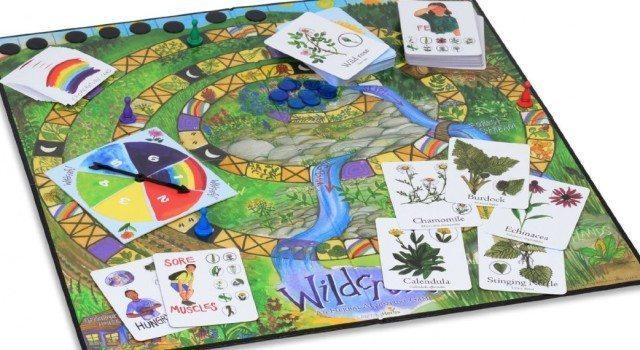wildcraft board game homesteading
