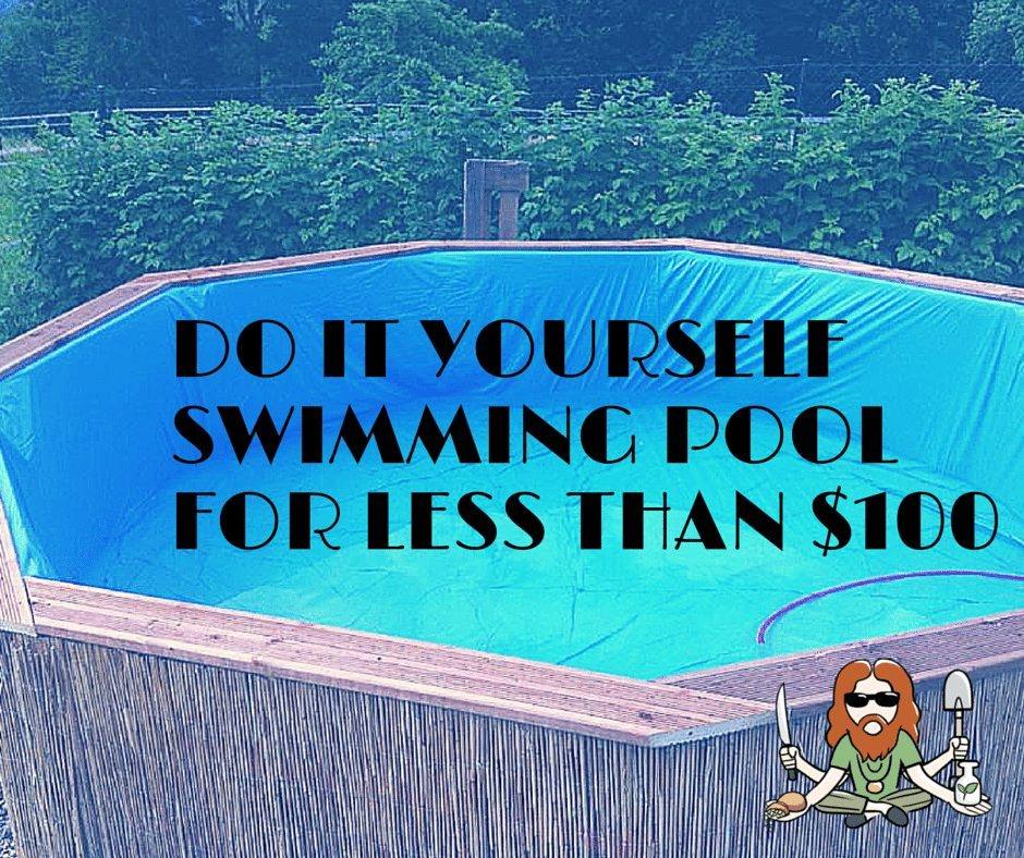 Self sustainable lifestyles are becoming illegal for Self sustaining pool