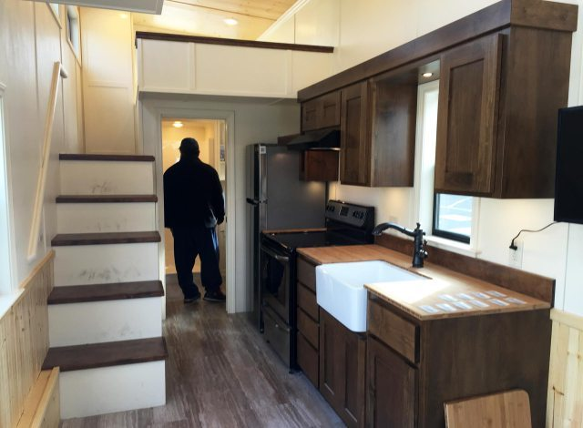 tinyhouseinterior - Tiny Houses California