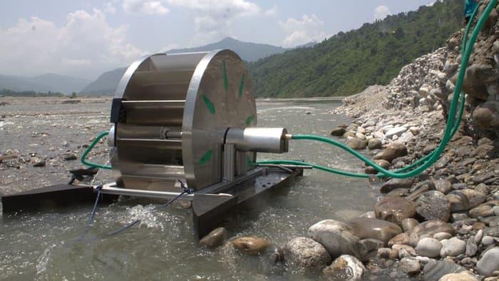 barsha pump