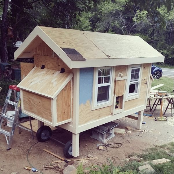 cutest chicken house you have ever seen 15