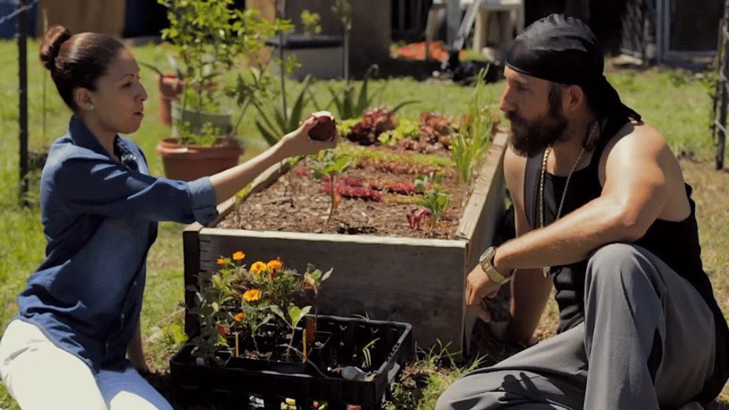 gardening is gangsta