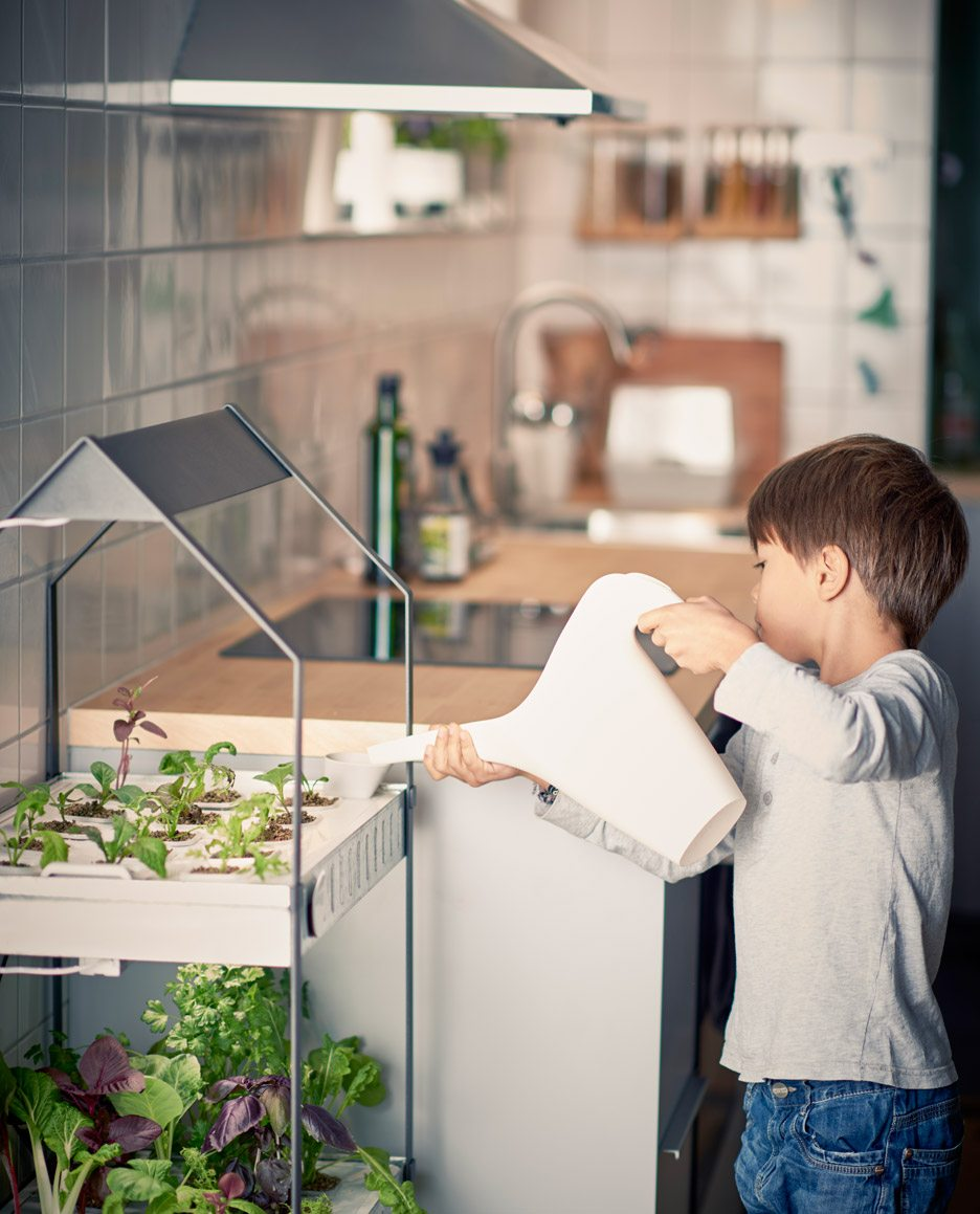 Ikea Indoor Garden: Hydroponic Gardens Go Mainstream At IKEA • Homestead Guru