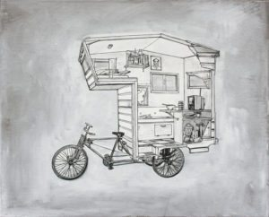 Pedal Powered RV