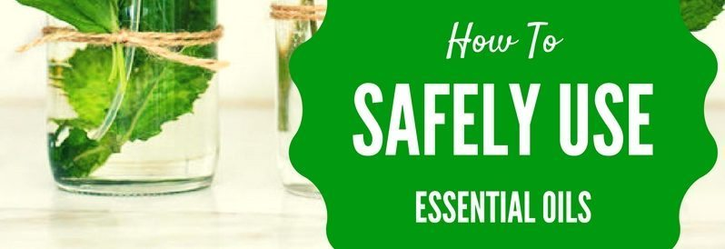 Click here to learn how to safely use essential oils to improve your health and well being!
