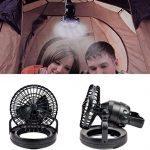 camping light fan gift