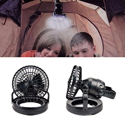 camping light fan gift