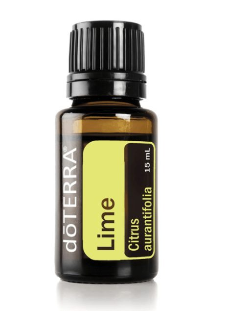 lime oil doterra