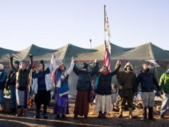 Standing Rock Victory, Ghetty Images