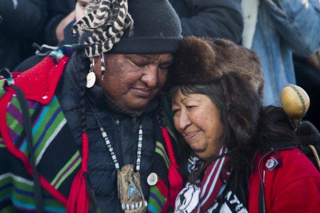Standing Rock Victory