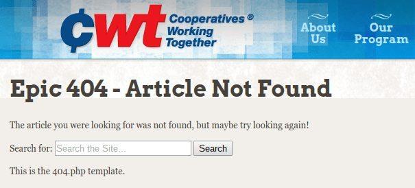CWT Milk Lawsuit