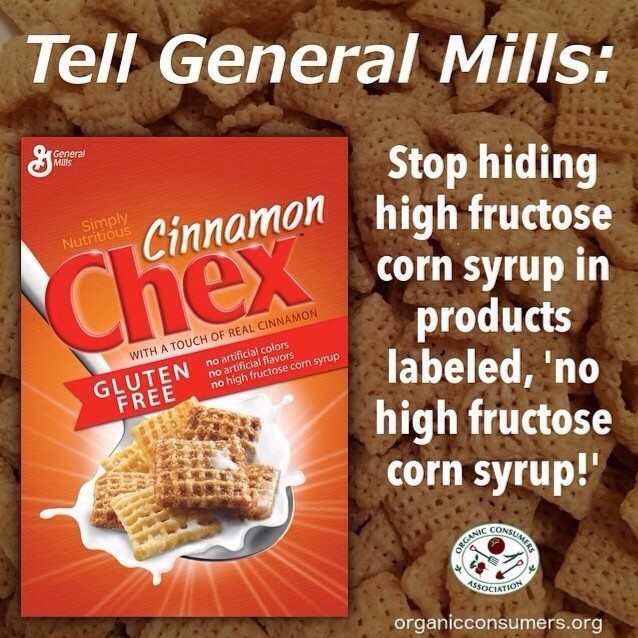 general mill hfcs - Edited