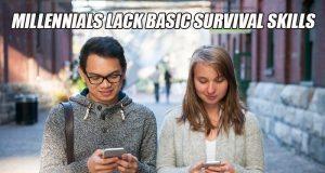 survival skills teens