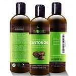 castor oil - oil cleansing - oil face wash