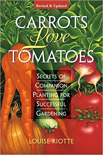 Check out this Companion Planting book on Amazon!