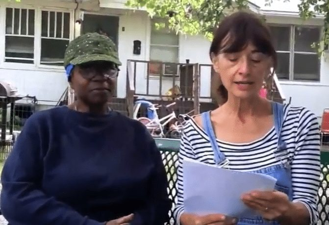 community garden poem