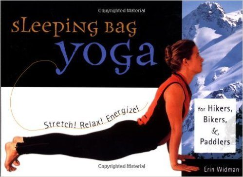 yoga hiker book