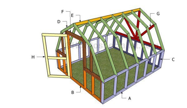 Building-a-barn-greenhouse-600x349