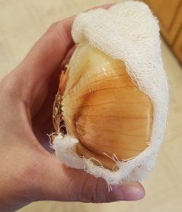 onion trick