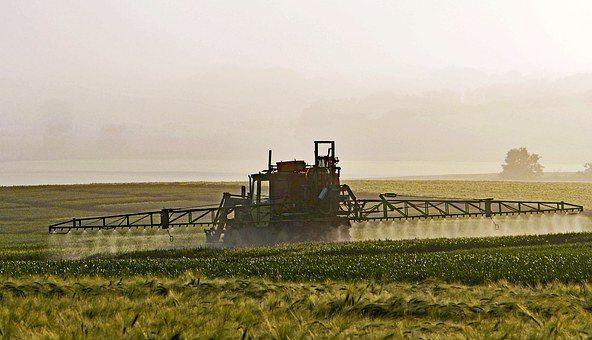 pesticide spraying