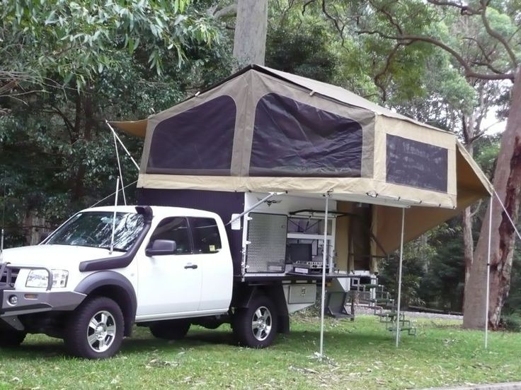 Turn Your Truck Bed Into A Tent For Camping Homestead Guru