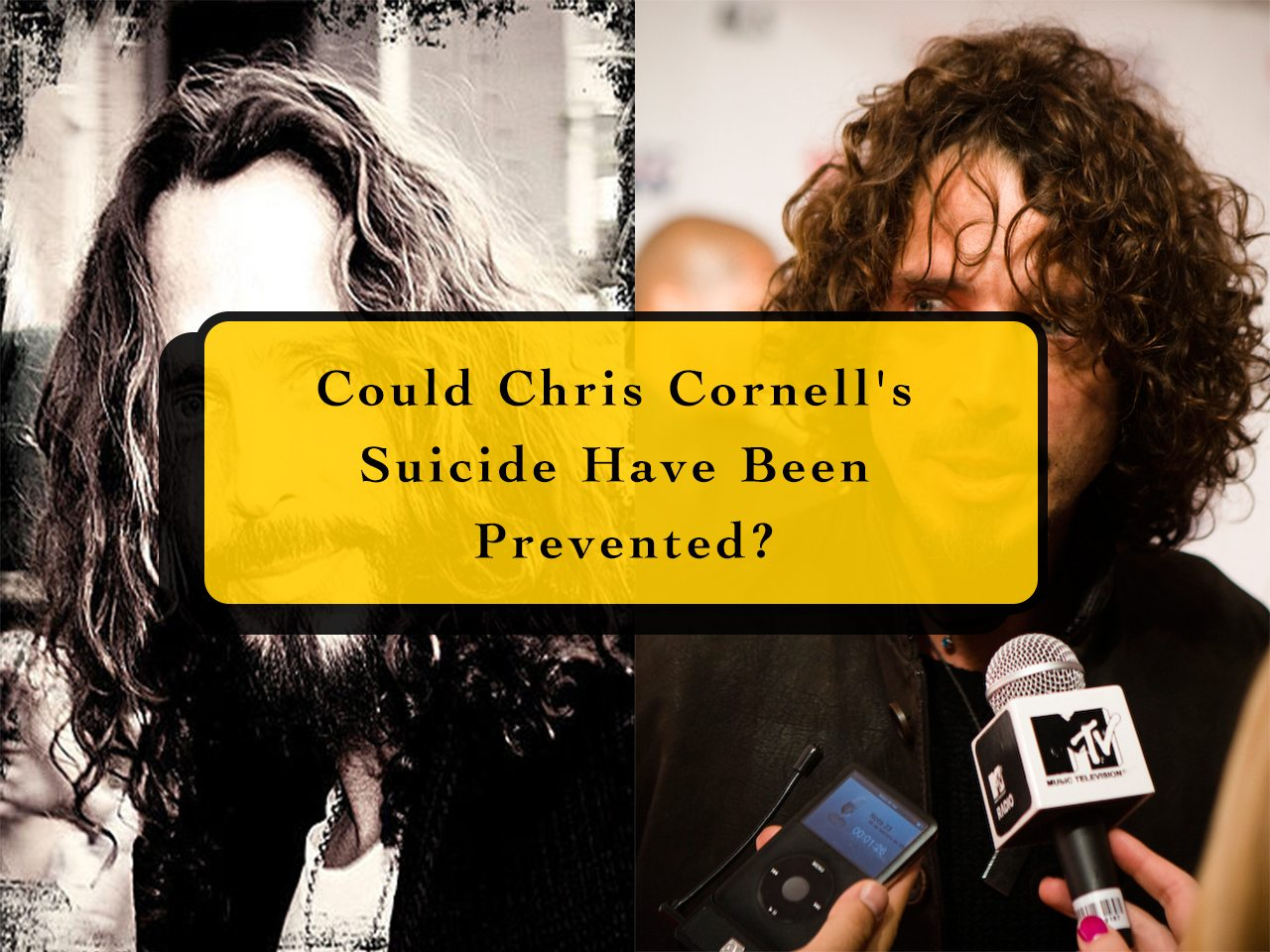 Could Chris Cornell's Suicide Have Been Prevented? | Homestead Guru