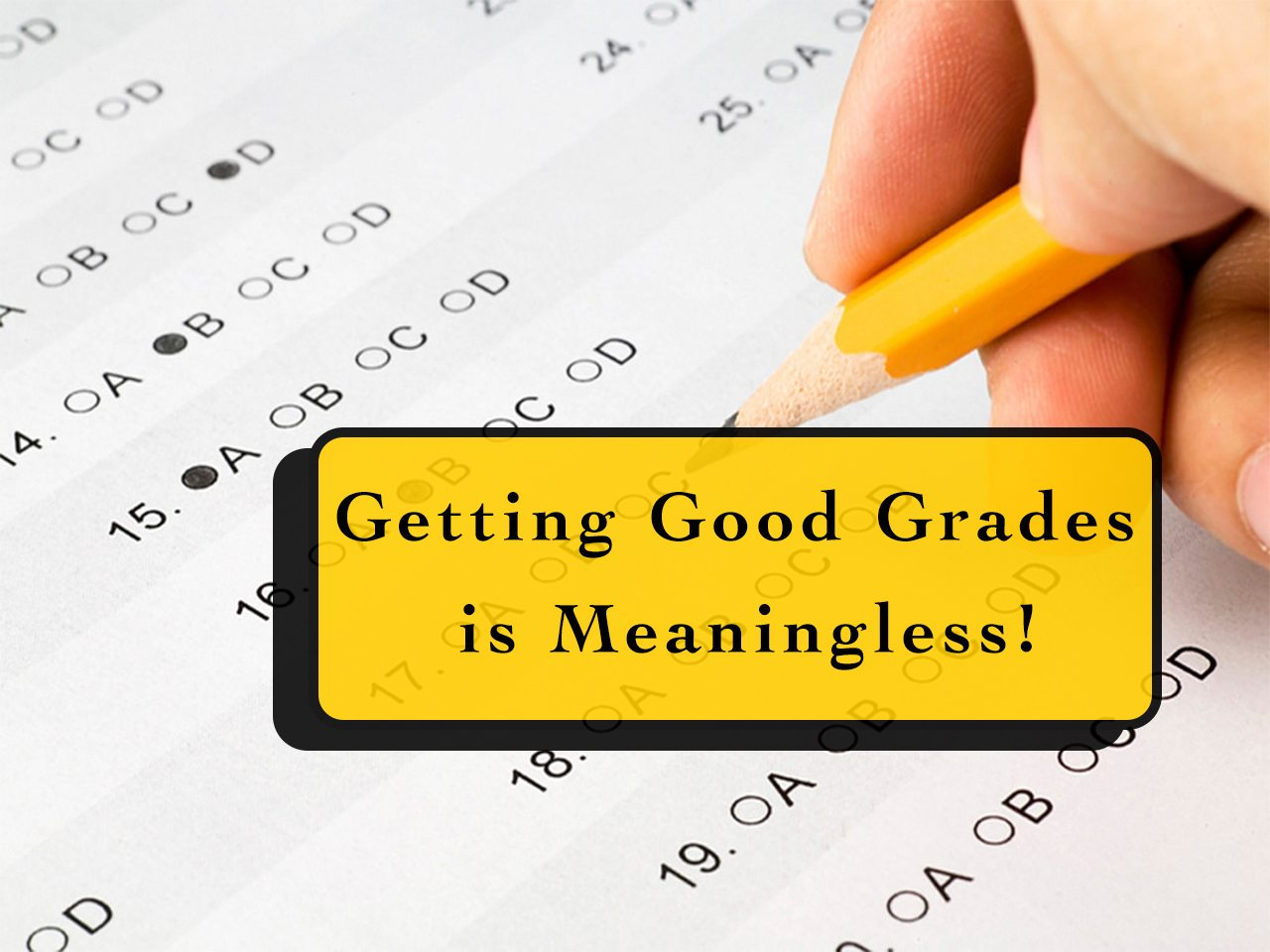 getting good grades is meaningless homestead guru
