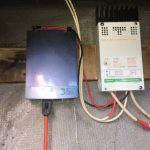 Solar Panels Inverter and Charge Controller