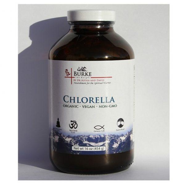 Chlorella 16 oz. (454 g)