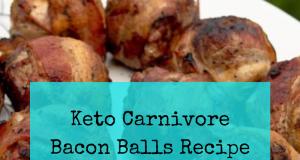 Bacon Balls