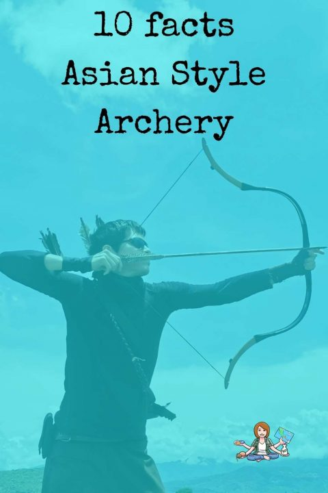 asian style archery